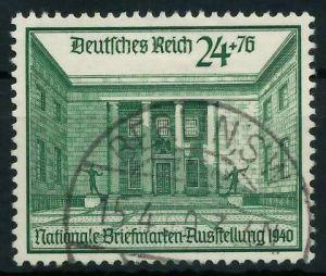 DEUTSCHES REICH 1940 Nr 743 gestempelt 87C3A6