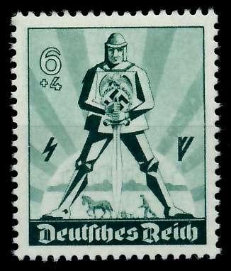 DEUTSCHES REICH 1940 Nr 745 postfrisch 87C3E2