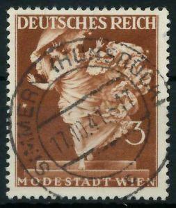 DEUTSCHES REICH 1941 Nr 768 zentrisch gestempelt 87C40E