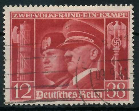 DEUTSCHES REICH 1941 Nr 763 gestempelt 87C42E