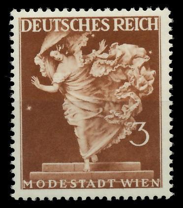 DEUTSCHES REICH 1941 Nr 768 postfrisch 87C452