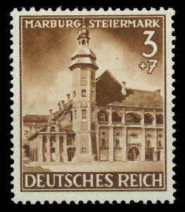 DEUTSCHES REICH 1941 Nr 806 postfrisch 87C49A