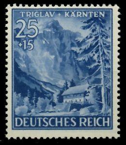 DEUTSCHES REICH 1941 Nr 809 postfrisch 87C4C2