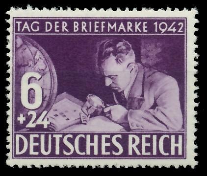 DEUTSCHES REICH 1942 Nr 811 postfrisch 87C54E