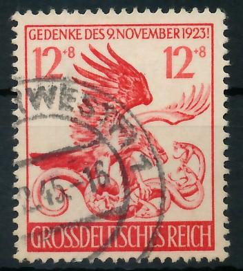 DEUTSCHES REICH 1944 Nr 906 gestempelt 87C6C2