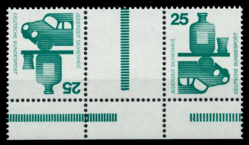 BRD ZD Nr KZ8 postfrisch 95CD02