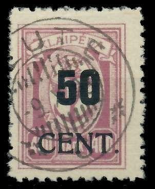 MEMEL 1923 Nr 199 zentrisch gestempelt gepr. 887806