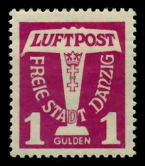 DANZIG 1935 Nr 255 ungebraucht 88A58A