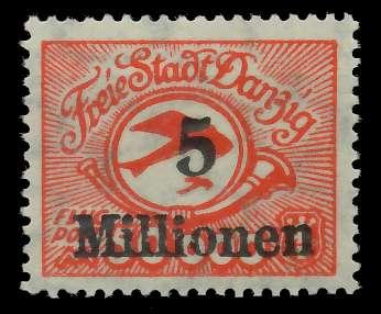 DANZIG 1923 Nr 180Y postfrisch 88CD86