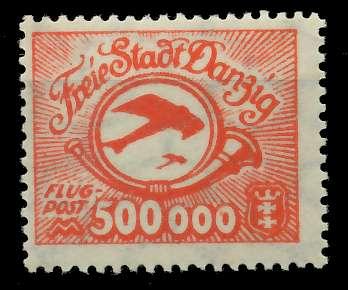 DANZIG 1923 Nr 178Y postfrisch 88D132