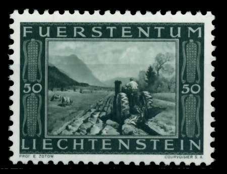Eishockey Liechtenstein 336 Postfrisch 1955 Sport Europa