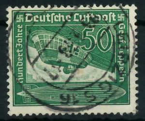 DEUTSCHES REICH 1938 Nr 670 zentrisch gestempelt 890012