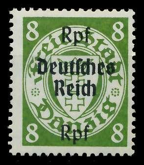 DEUTSCHES REICH 1939 Nr 719 ungebraucht 891ED2
