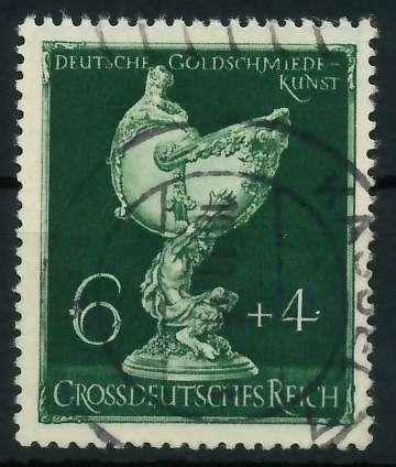 DEUTSCHES REICH 1944 Nr 902 zentrisch gestempelt 891EF6