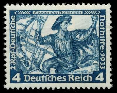 DEUTSCHES REICH 1933 Nr 500A ungebraucht 891F76