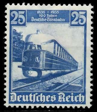 DEUTSCHES REICH 1935 Nr 582 ungebraucht 891F82