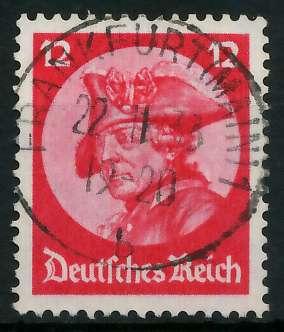 DEUTSCHES REICH 1933 Nr 480 zentrisch gestempelt 891F8E