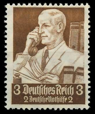 DEUTSCHES REICH 1934 Nr 556 ungebraucht 891FAA