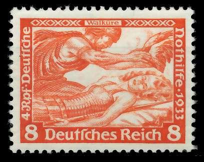 DEUTSCHES REICH 1933 Nr 503A ungebraucht 891FBA