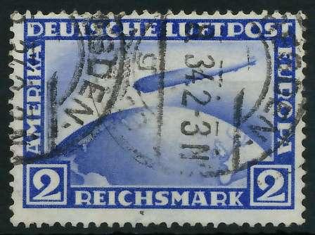 DEUTSCHES REICH 1928 Nr 423 gestempelt 891FC6 0