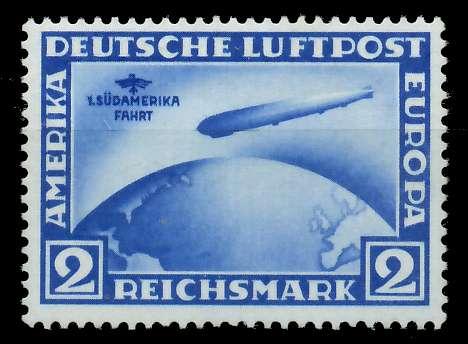 DEUTSCHES REICH 1930 Nr 438Y ungebraucht gepr. 891FCE 0