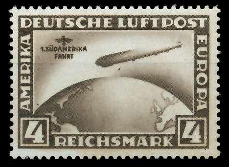 DEUTSCHES REICH 1930 Nr 439X ungebraucht gepr. 891FD2 0