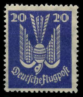 DEUTSCHES REICH 1924 Nr 346X postfrisch 891FF2 0