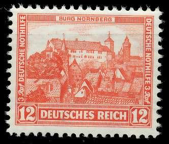 DEUTSCHES REICH 1932 Nr 476 postfrisch 891FF6 0