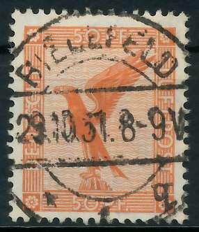 DEUTSCHES REICH 1926 Nr 381 zentrisch gestempelt 891FFE 0