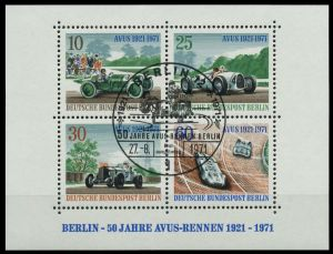 BERLIN BLOCK KLEINBOGEN Block 3-ESST ESST ZENTR 8943AE