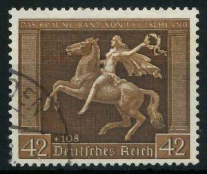 DEUTSCHES REICH 1938 Nr 671y gestempelt 895DBE