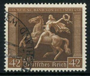 DEUTSCHES REICH 1938 Nr 671y gestempelt 895DCA
