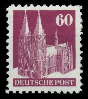 BIZONE BAUTENSERIE Nr 93II WB postfrisch 895F56