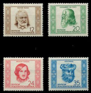 DDR 1952 Nr 311-314 ungebraucht 8962FE