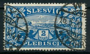 ABSTGEB SCHLESWIG Nr 12 gestempelt 896402