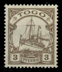 TOGO (DT. KOLONIE) Nr 20 postfrisch 89743A