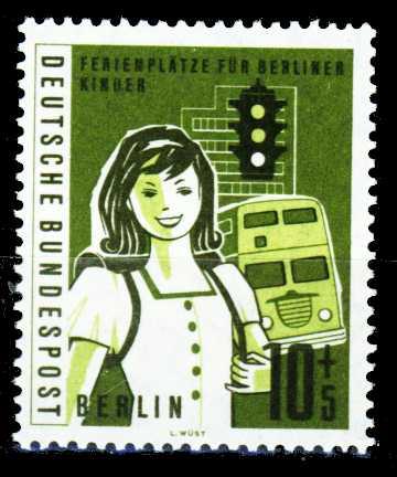 BERLIN 1960 Nr 194 postfrisch S7F8282
