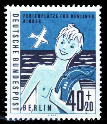 BERLIN 1960 Nr 196 postfrisch S7F8296