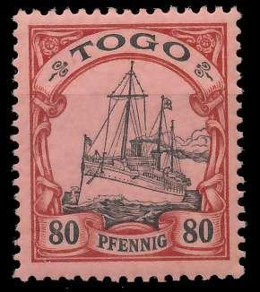 TOGO (DT. KOLONIE) Nr 15 postfrisch 898D7A