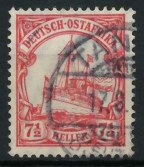 DEUTSCH-OSTAFRIKA DOA Nr 32a gestempelt 898DEA