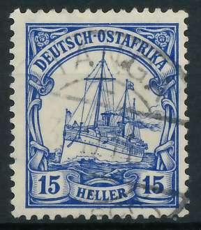 DEUTSCH-OSTAFRIKA DOA Nr 33b gestempelt 898DEE