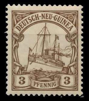 DEUTSCH-NEUGUINEA DNG Nr 7 postfrisch 898E3E