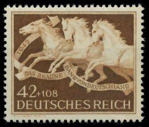 DEUTSCHES REICH 1942 Nr 815 postfrisch 898EDE