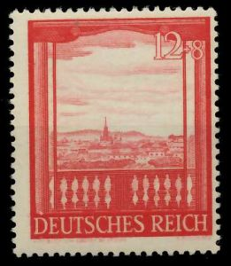 DEUTSCHES REICH 1941 Nr 804 postfrisch 898EEE