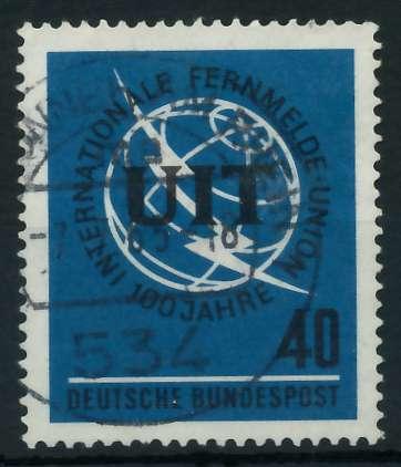 BRD 1965 Nr 476 gestempelt 7F7FD2