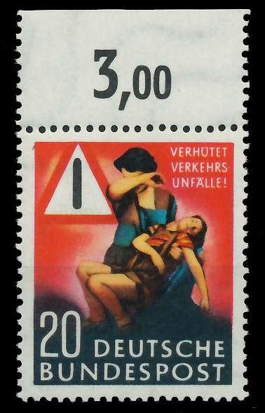BRD 1953 Nr 162 postfrisch ORA 89C5E2