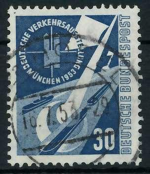 BRD 1953 Nr 170 gestempelt 89C5FA