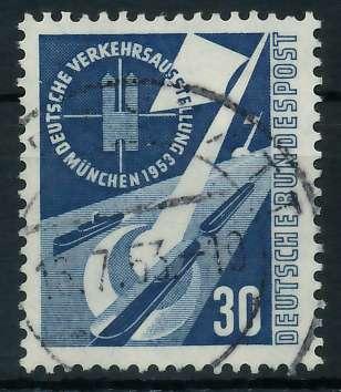 BRD 1953 Nr 170 gestempelt 89C62A