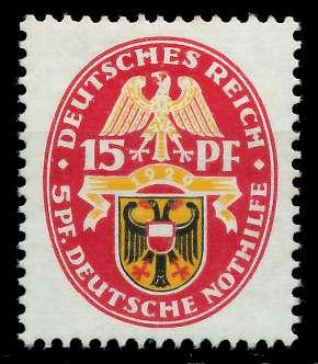 DEUTSCHES REICH 1929 Nr 432 postfrisch 89C652