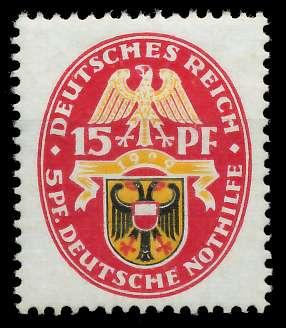DEUTSCHES REICH 1929 Nr 432 postfrisch 89C66E